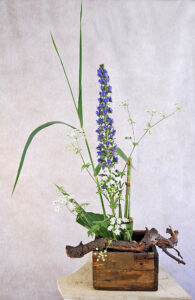Wildblumen Arrangement